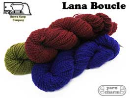 Brown Sheep Lana Boucle