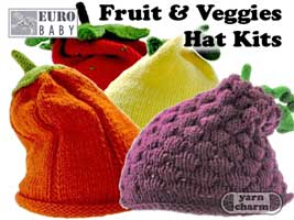 Fruits & Veggies Hat Kits