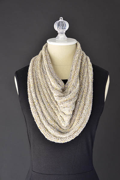 Crinkle Cowl Kit - 03 - Cream