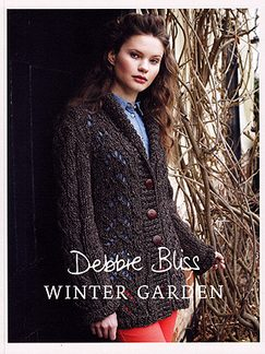 Debbie Bliss Winter Garden Book - Click Image to Close