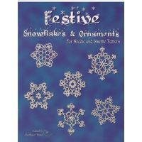 Tatting Book Snowflakes