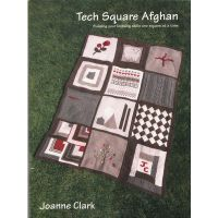 Tech Square Afghan Booklet