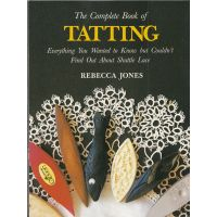 Book: The Complete Book Of Tatting (shuttle)
