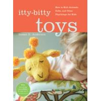Book: Itty-Bitty Toys