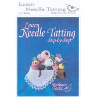 Book: Learn Needle Tatting Step By Step