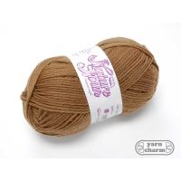 Nature Spun Worsted - 93W Latte - Streaks