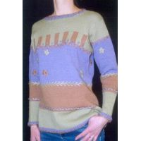 Pattern - Patchwork Pullover