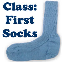 First Socks (session 2)