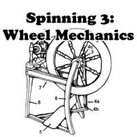 Spinning 3: Spinning Wheels and Wheel Mechanics