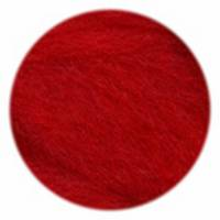 Mauch Chunky Roving - R1042 Poppy (Red) (Oz)