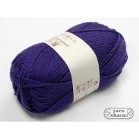 Rowan Pure Wool Worsted - 122 Plum