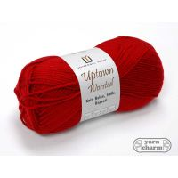 Universal Yarns Uptown Worsted - 312 Race Car Red
