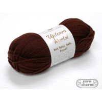 Universal Yarns Uptown Worsted - 321 Chocolate Brown